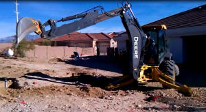 bobcat and backhoe services las vegas